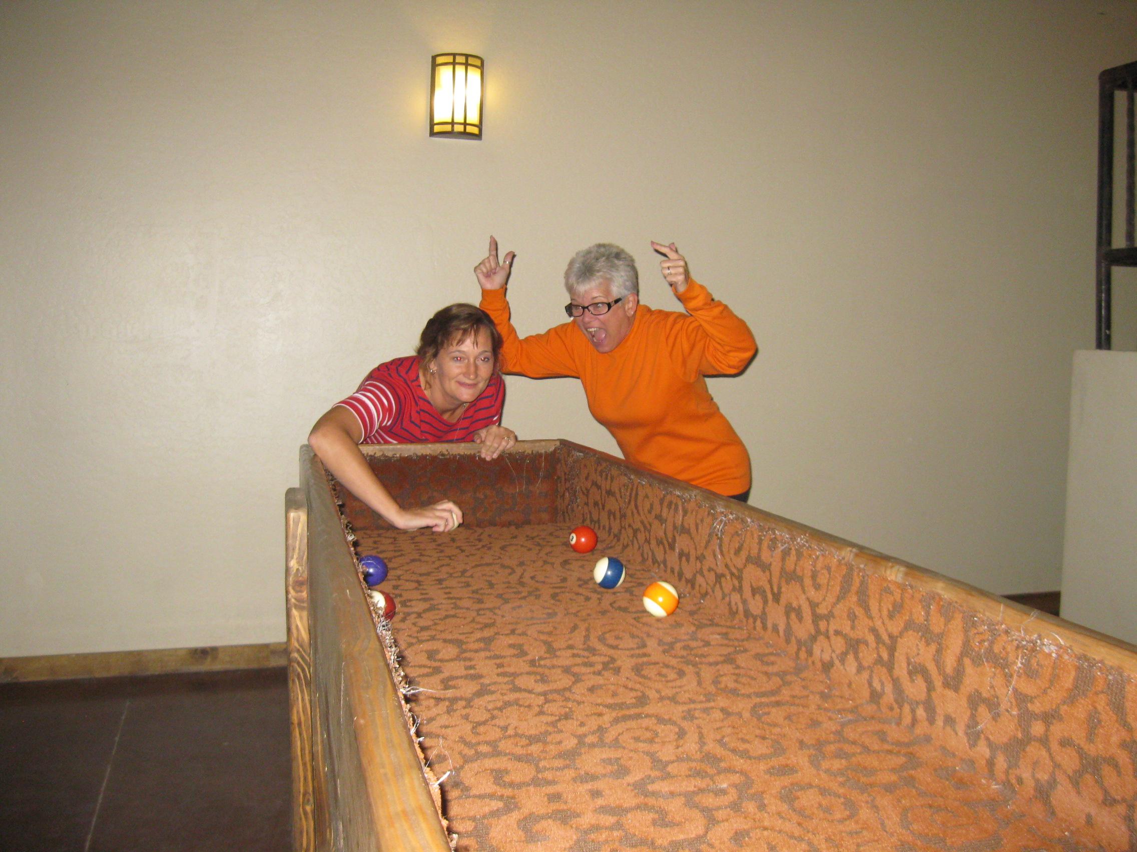 Carpet Ball Power