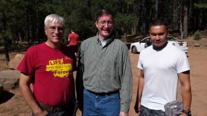 3 Men enjoyed this year's retreat