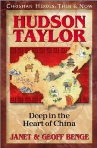 Hudson Taylor book