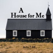 A House for Me